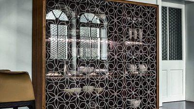 Granada vitrina