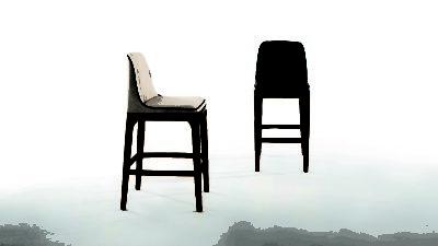 Barska stolica Mivida